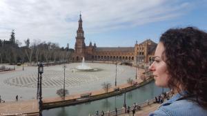 Maria Luisa Plaza de espana