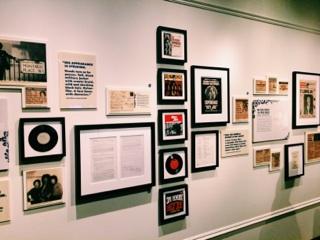 Jimi Hendrix Exhibit