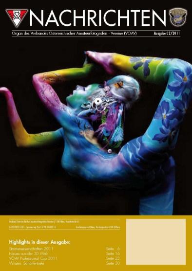 Julie as Bodyartmodel, painter: Josephine van Oers