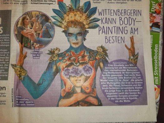 Bildzeitung Sachsen Anhalt 24.06.19