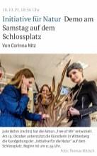 MZ Presse Zeitung Initiative Natur
