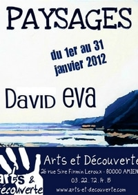 Exposition David Eva, Arts & Découverte