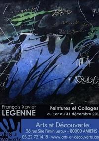 Exposition François Xavier Legenne, Arts & Découverte