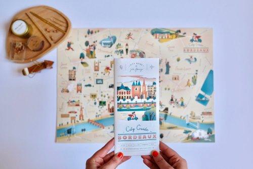 Bordeaux carte