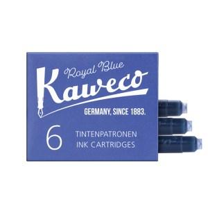 Encre kaweco bleu royal