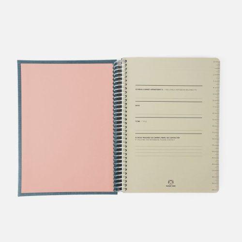 pages intérieures cahier