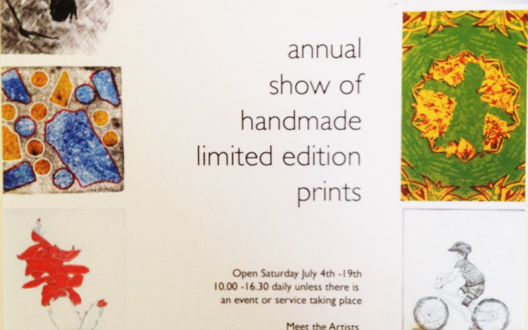 Omega Press Annual Summer Show