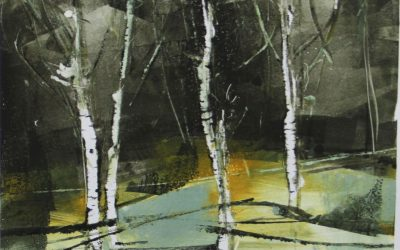 Winter Walks and Silver Birch