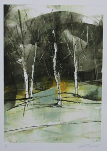 Hollybank - Julie Turner Printmaker