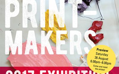 Omega Printmakers Biennial