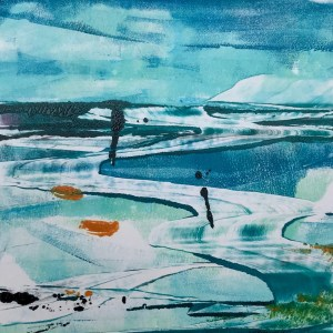 Emsworth Mini Monoprint 3