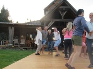 dancing at green trees ranch