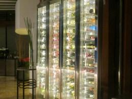 one of the wine cellars