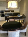 the royal suite kitchen