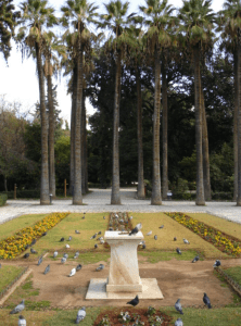 the national gardens