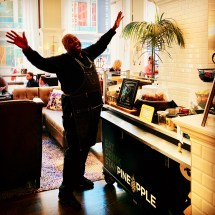 very friendly service at stayPineapple Chicago