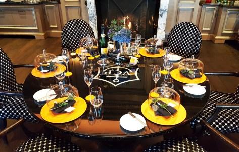 Veuve Clicquot, Charlotte & Fritz Restaurant, Regent Berlin