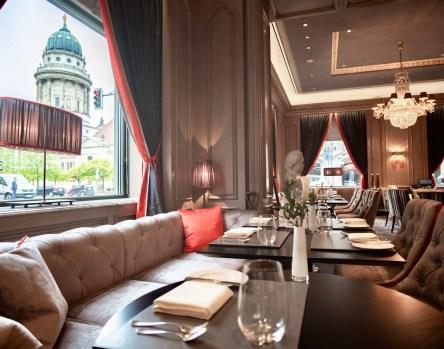 Charlotte & Fritz Restaurant, Regent Berlin