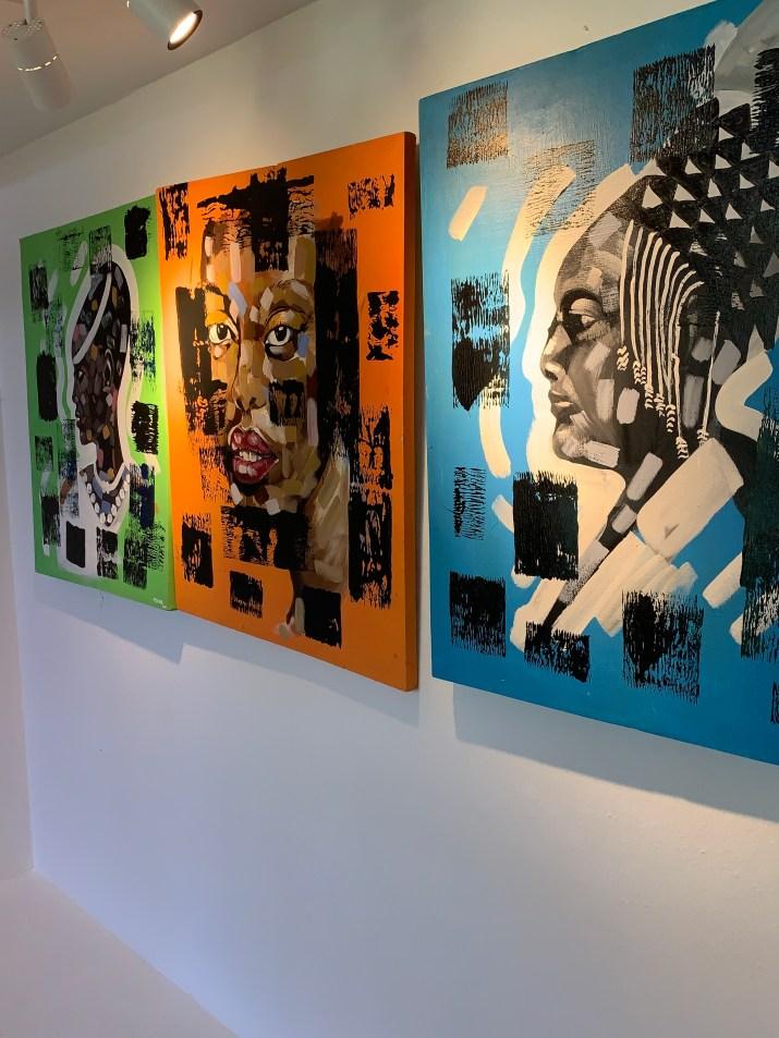 Art at ChooseKigali  Gallery
