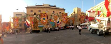 Birgu Square