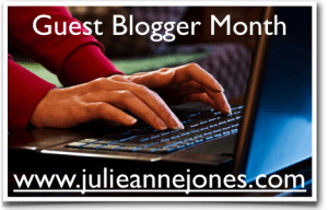 Guest Blogger Month