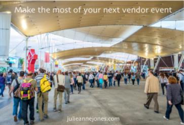 Vendor-event