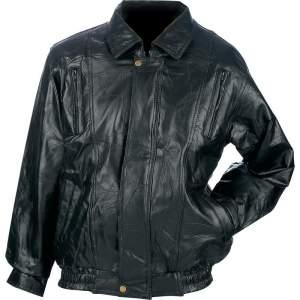 Maxam Brand Italian Mosaic Design Genuine Top Grain Lambskin Leather Jacket GFCOATA