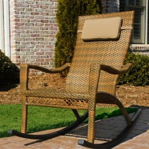 Tortuga Maracay Rocking Chair plus head cushion MAR-RC