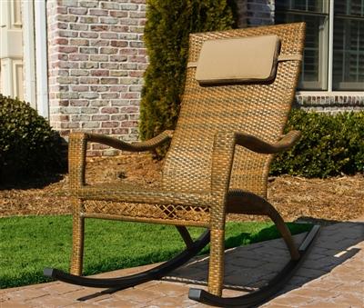 Tortuga Maracay Rocking Chair plus head cushion MAR-RC