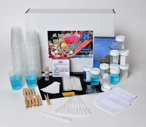 pH, Indicators & Dyes STEM Kit 17008