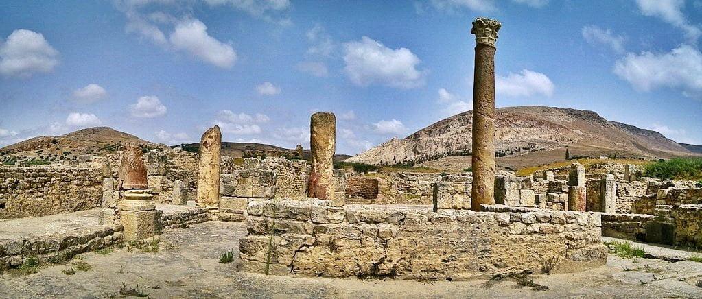 Bulla Regia - The Royal City