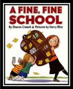 Fine Fine School Cover