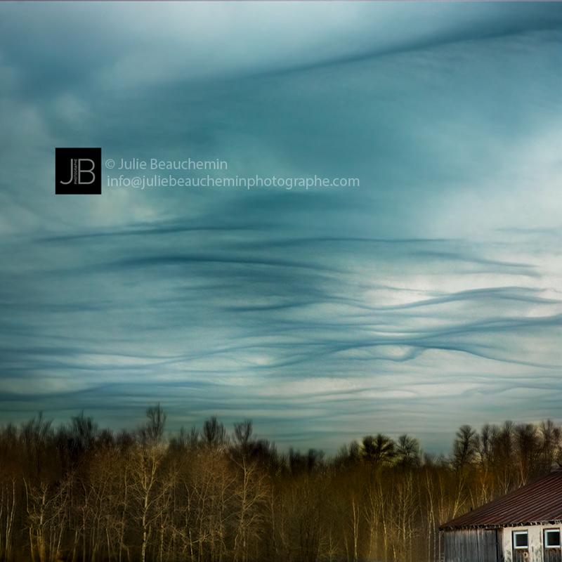 Le ciel danse et le reste dort © Julie Beauchemin