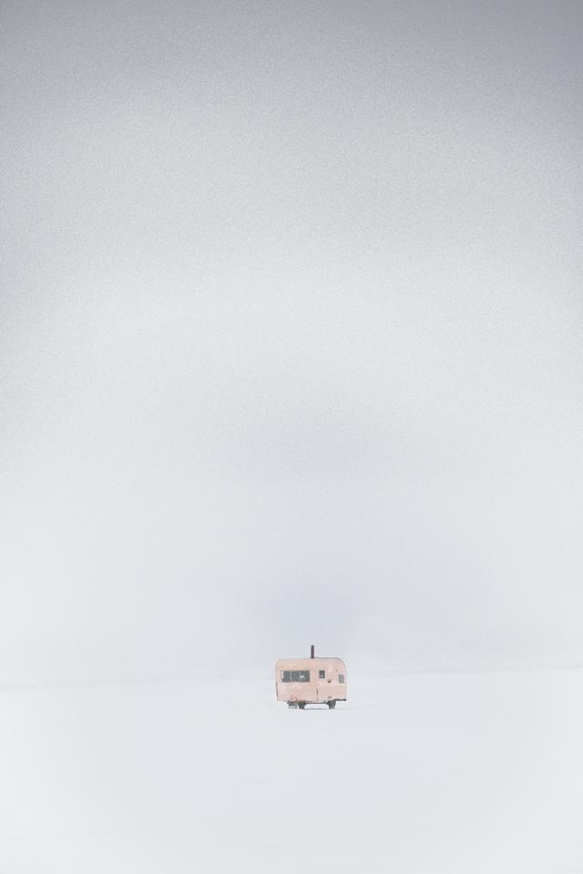 Les petites maisons qui envoyaient la main #7 - L'inconstante. ©Julie_Beauchemin