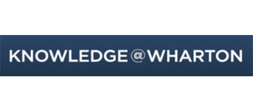 Knowledge at Wharton logo