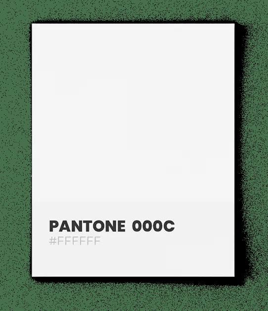 PantonePantone-000C