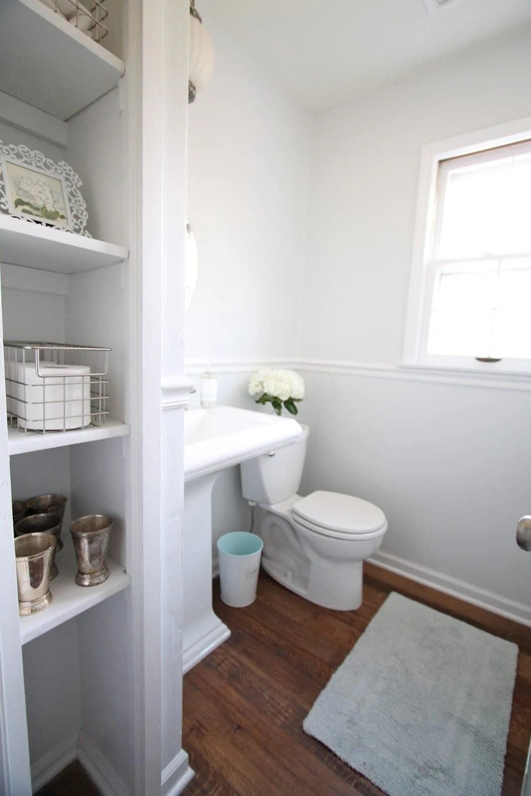 DIY Bathroom Remodel | Julie Blanner on Restroom Renovation  id=39835