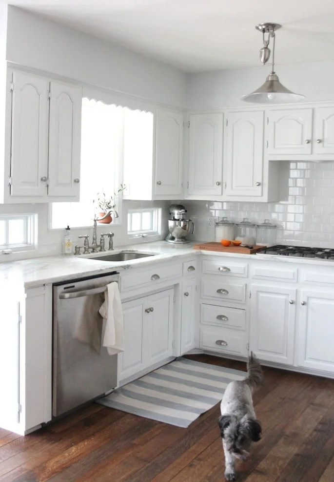 We did it! Our kitchen remodel on Small Kitchen Renovation  id=83807