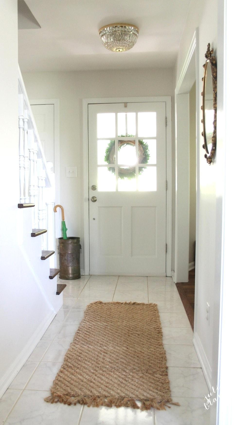 Foyer Design Julie Blanner