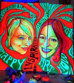 World Bodypainting Festival UV Award 2013