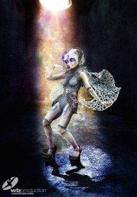 model: ZapZap bodypainter: Kristina Elizarova composing: Julie Bohm