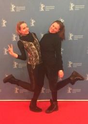 Berlinale Impressions with my best friend Ramona