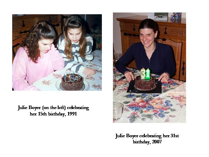 Do You Have a Special Birthday Cake Tradition?