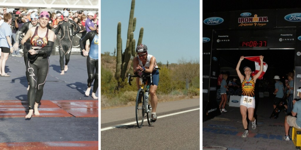 challenges of racing the ironman