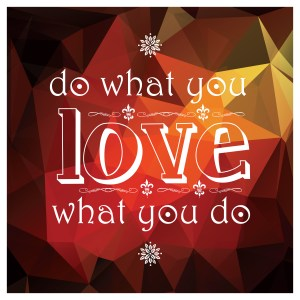 do what you love, julie boyer, daily gratitude, gratitude project