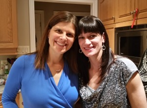 julie boyer, holiday party, daily gratitude project