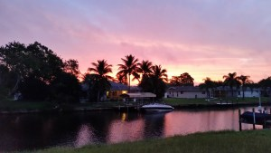 sunrise, florida, julie boyer, daily gratitude project