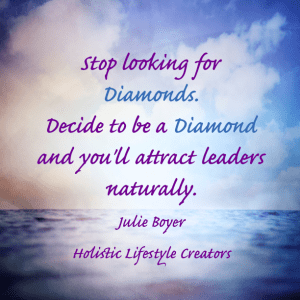 stop looking for diamonds, daily gratitude project, the grateful entrepreneur, julie boyer