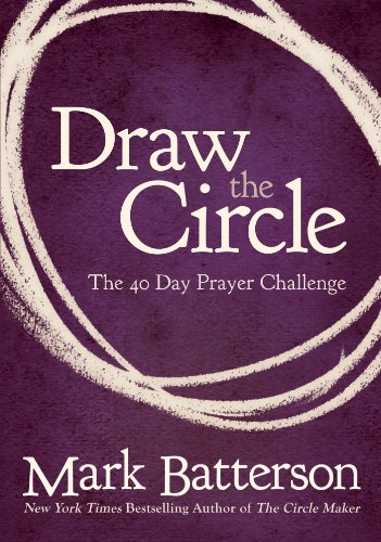 Would You Like To Join Me for 40 Days of Prayer?