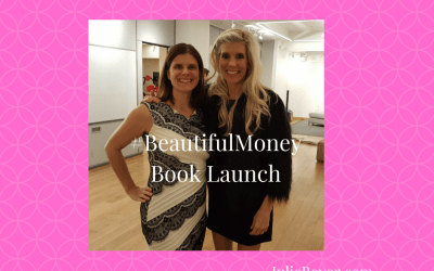 Beautiful Money Tips From The Live Book Launch in NYC